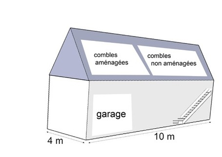 Surface de plancher permis de construire - Garage et surface de plancher ...